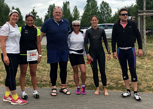Indeland-Triathlon