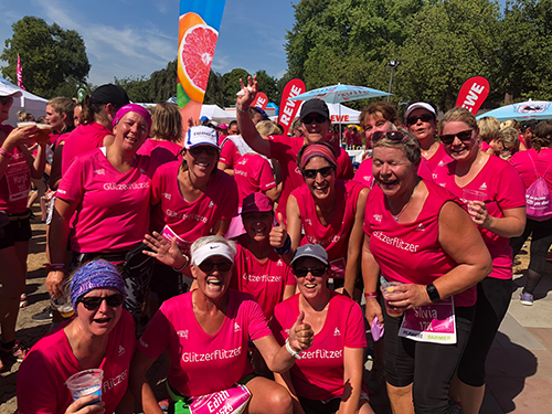 Women's Run in Köln 2018